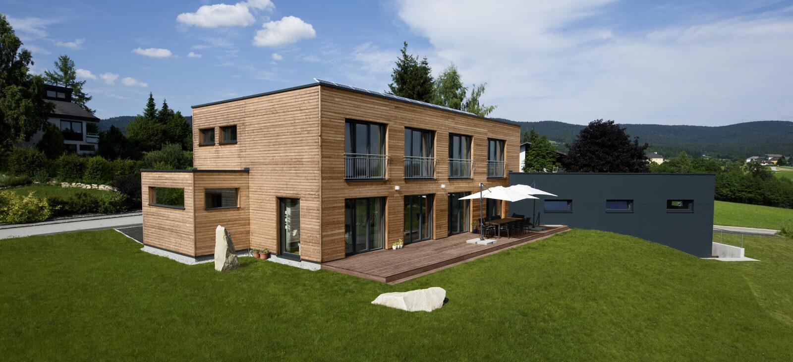 Böhmerwaldhaus von Brüder Resch Hoch- und Tiefbau